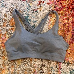 Athleta bra with pads size medium EUC